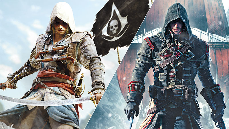 Assassins Creed The Rebel Collection juego