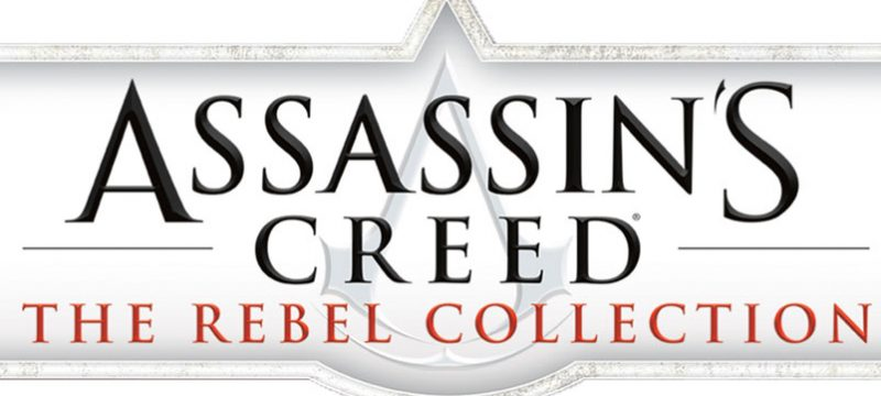 Assassins Creed The Rebel Collection logo