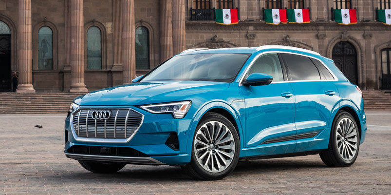 Audi e-tron llega a México; conoce al nuevo SUV totalmente eléctrico