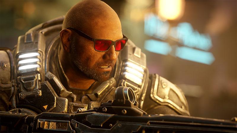 Batista Gears 5 juego
