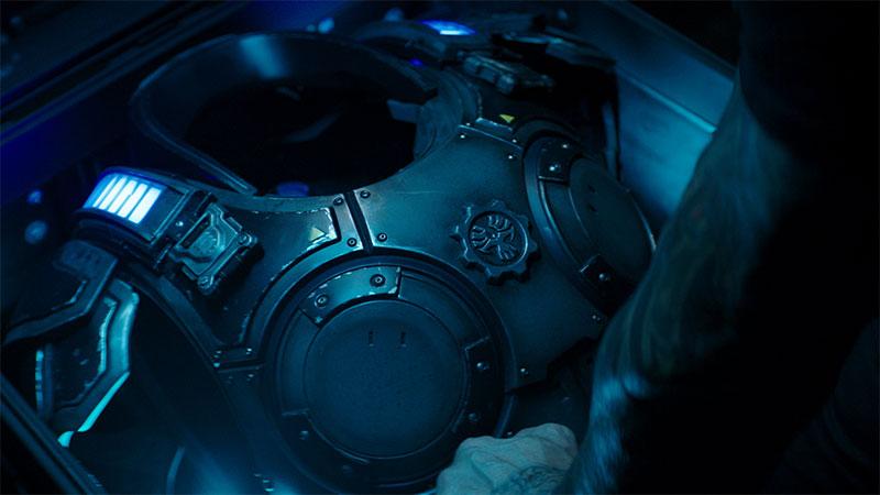 Batista Gears 5 traje