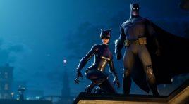 Fortnite también celebra el día de Batman con nuevo evento