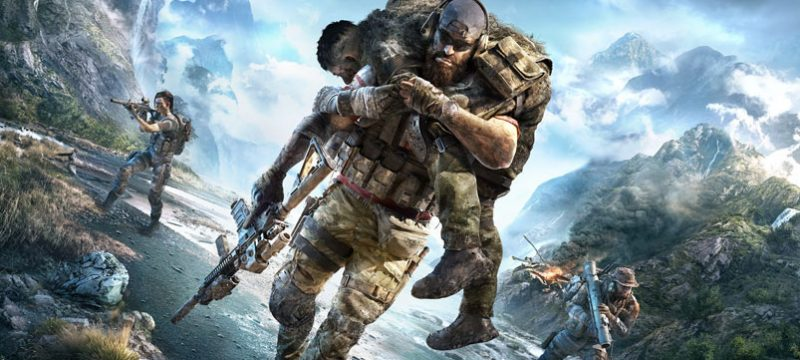 Beta Ghost Recon Breakpoint espacio