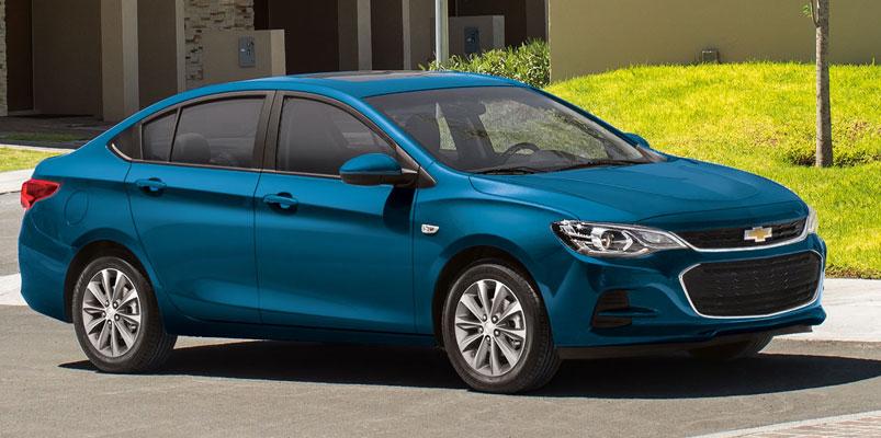 Chevrolet Cavalier 2020 llega a México, aquí los precios y versiones