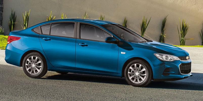Chevrolet Cavalier 2020 precio