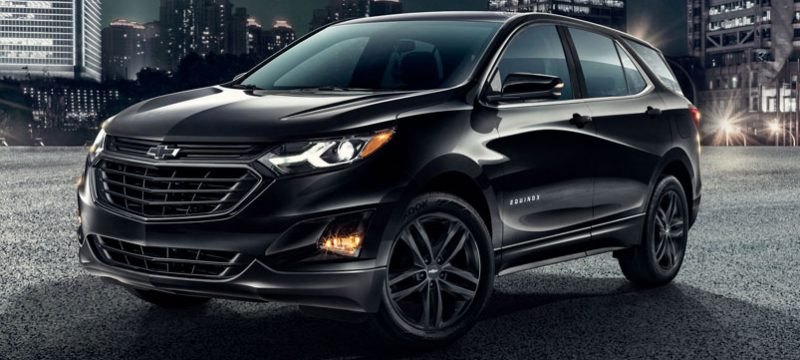 Chevrolet Equinox Midnight Mexico