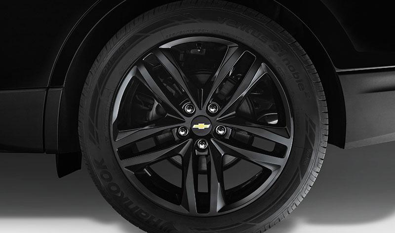 Chevrolet Equinox Midnight Mexico rines