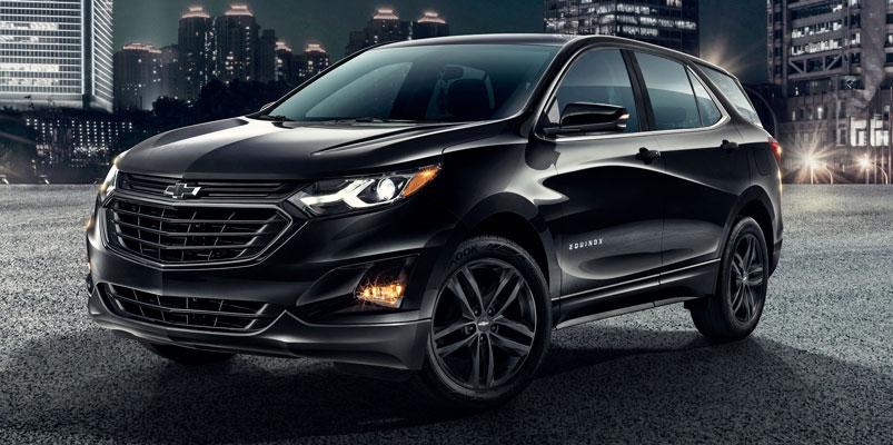 Chevrolet trae a México la edición Equinox Midnight, sólo 185 unidades