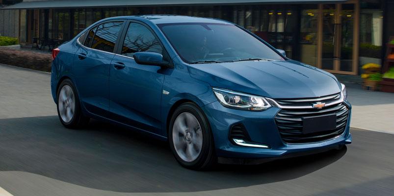 Chevrolet Onix, fabricado en México, estará disponible en 2020