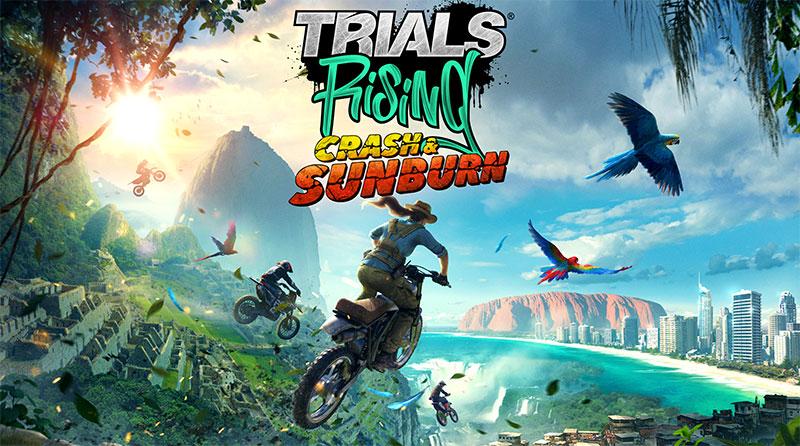 Crash & Sunburn DLC