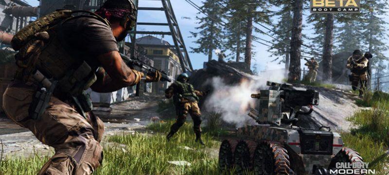 Crossplay Modern Warfare