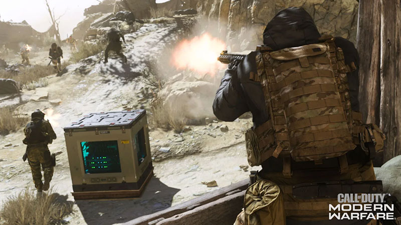Crossplay Modern Warfare Beta