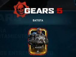 Dave Batista Gears 5