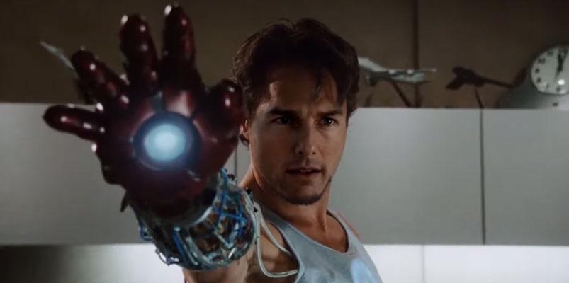 Deepfake: Así se vería Tom Cruise como Iron Man
