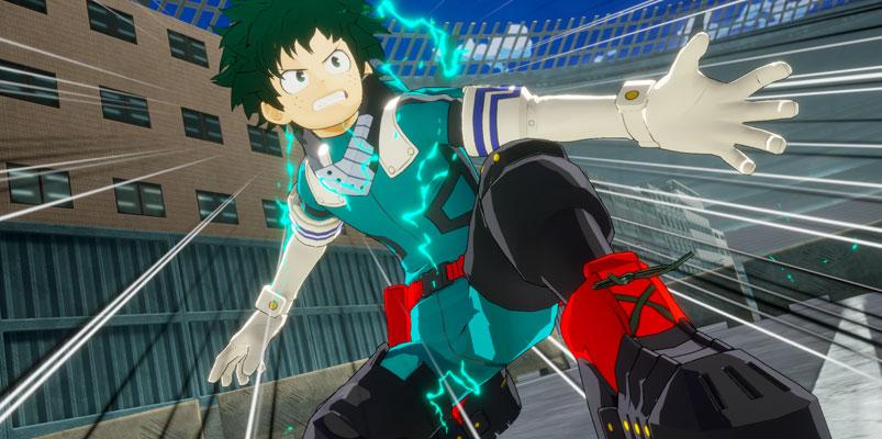 Primer teaser de My Hero One's Justice 2, llegará en 2020