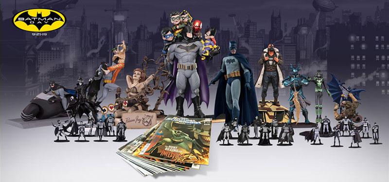 Dia de Batman 2019 coleccionables