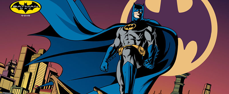 Dia de Batman 80 aniversario