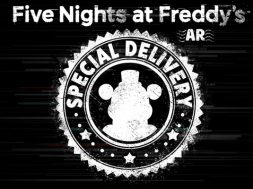 Five Nights at Freddys AR Special Delivery logo