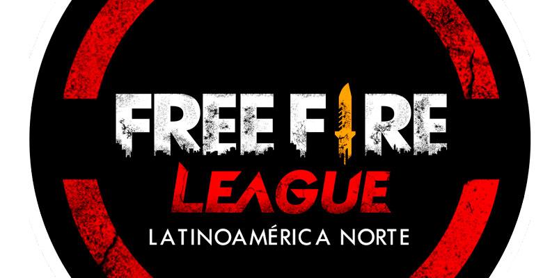 Los 16 equipos de la Free Fire League Norteamérica Clausura