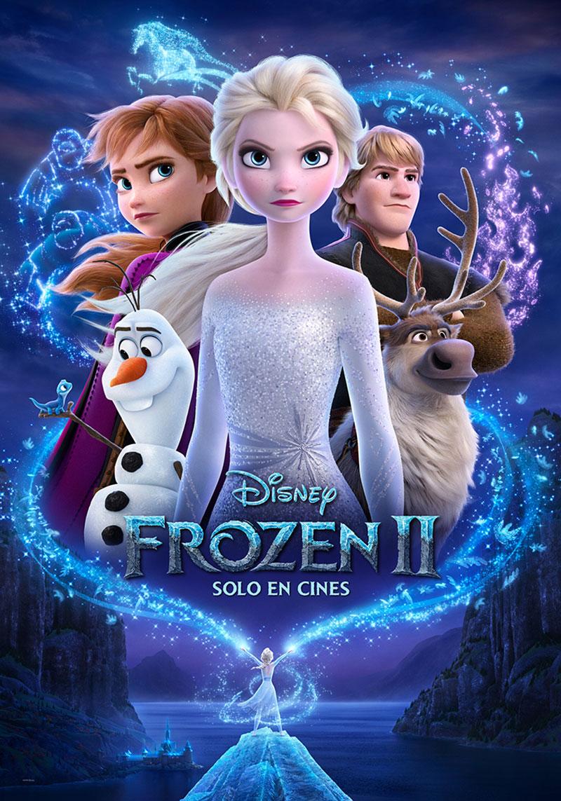 Frozen 2 nuevo poster