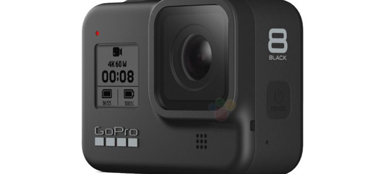 GoPro Hero 8 Black leak