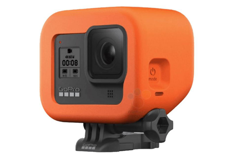 GoPro Hero 8 Black floaty leak