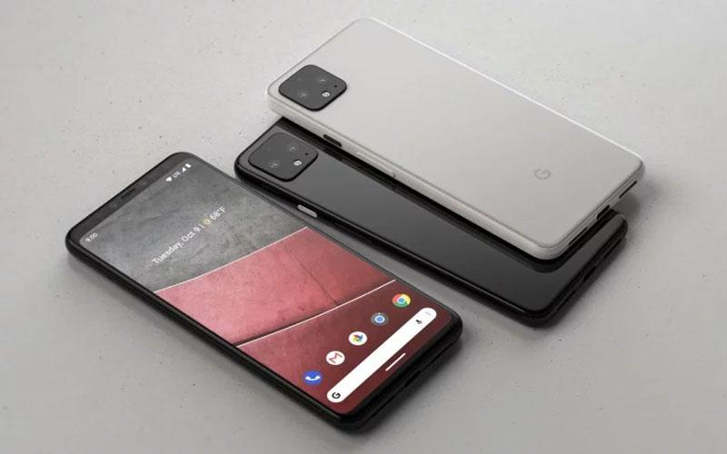 Google Pixel 4 filtrado