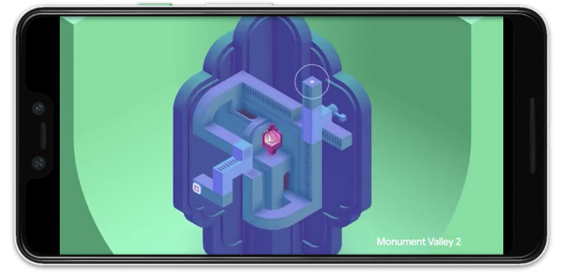 Google Play Pass Monument Valley 2