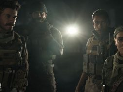 Historia Call of Duty Modern Warfare