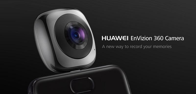 Huawei EnVizion 360 patentes