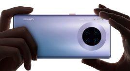 Huawei presenta sus nuevos Mate 30 y Mate 30 Pro, ¿lo mejor de 2019?