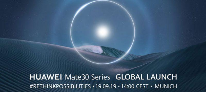 Huawei Mate30 Series