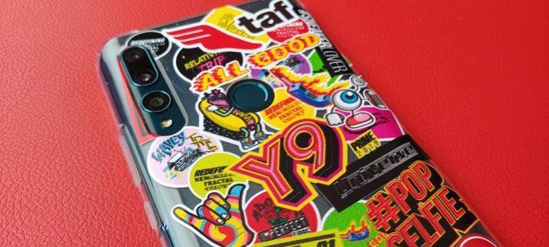 Huawei Y9 Prime case TAF
