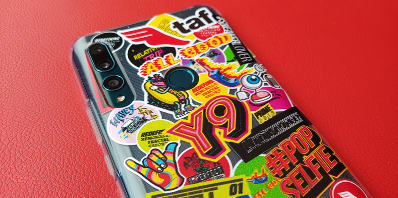 Huawei y TAF se unen para lanzar un increíble case para Y9 Prime