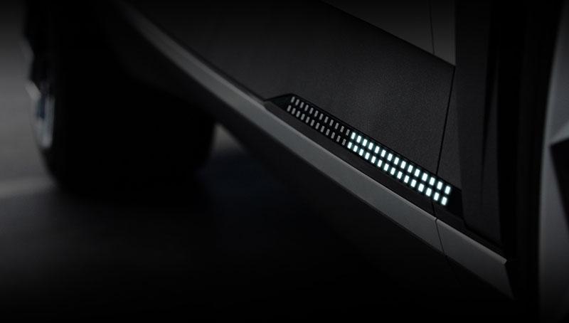 Hyundai 45 EV IAA 2019 bateria indicador