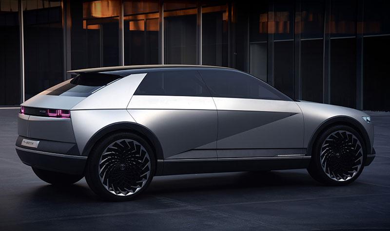 Hyundai 45 EV IAA 2019