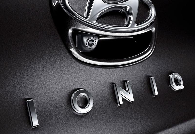 Hyundai Ioniq 2020 camara