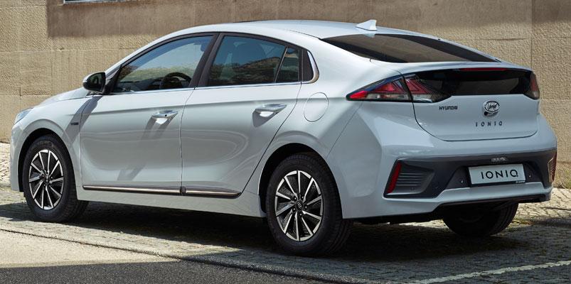 Hyundai Ioniq 2020 costado