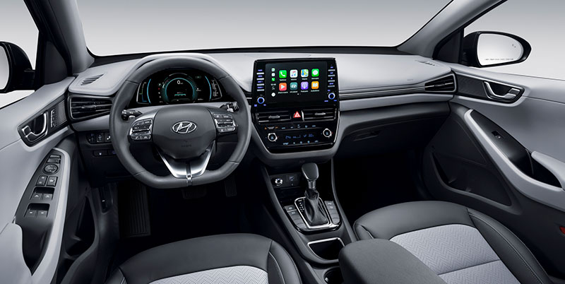 Hyundai Ioniq 2020 interior