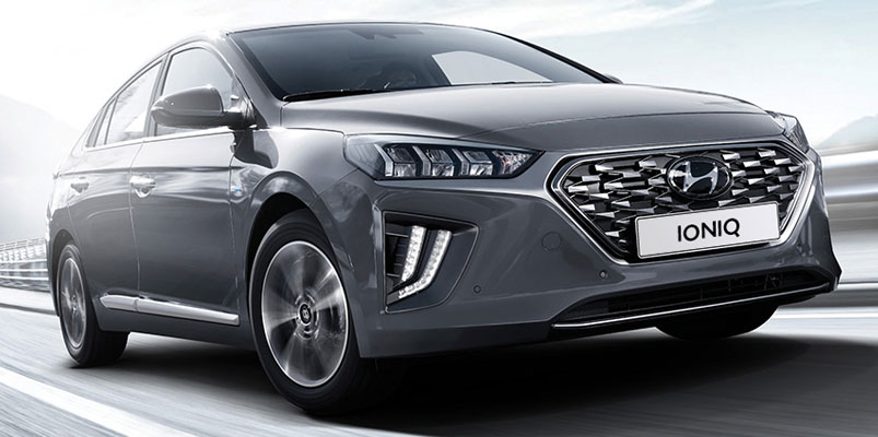 Hyundai Ioniq 2020 llega a México con más tecnologías de seguridad