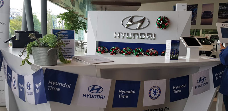 Hyundai Time 2019 Mexico