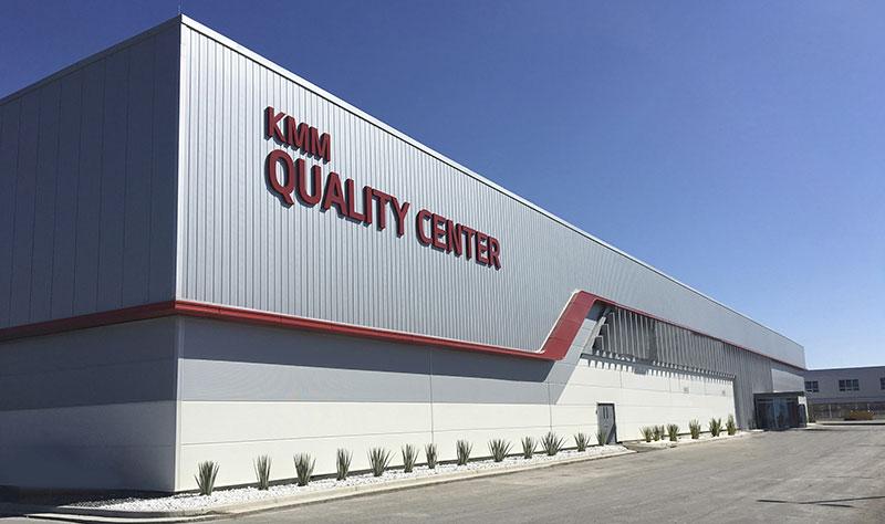 KIA Motors México logra un millón de unidades producidas