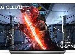 LG OLED 2019 E9 NVIDIA G-SYNC