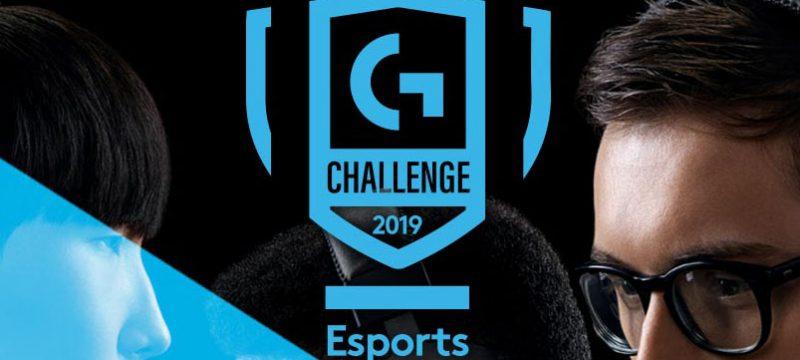 Logitech G Challenge Mexico finalistas