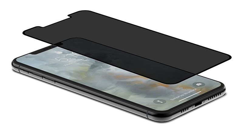 Moshi IonGlass Privacy iPhone 11