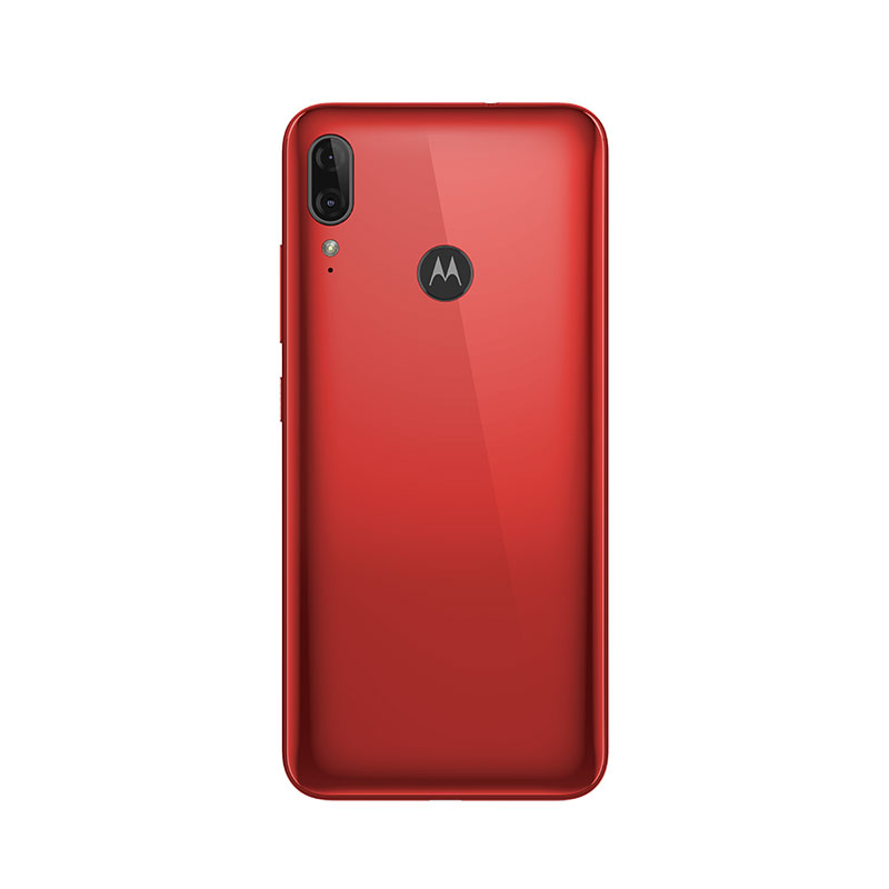 Moto e6 Plus Cherry