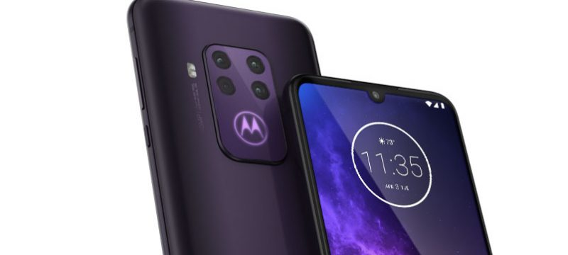 Motorola One Zoom Mexico