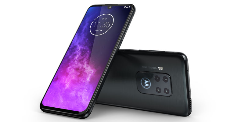Motorola One Zoom Mexico AT&T