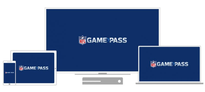NFL Game Pass Temporada 100