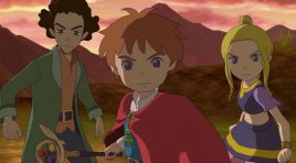 Ni no Kuni: Wrath of the White Witch Remastered en PlayStation 4